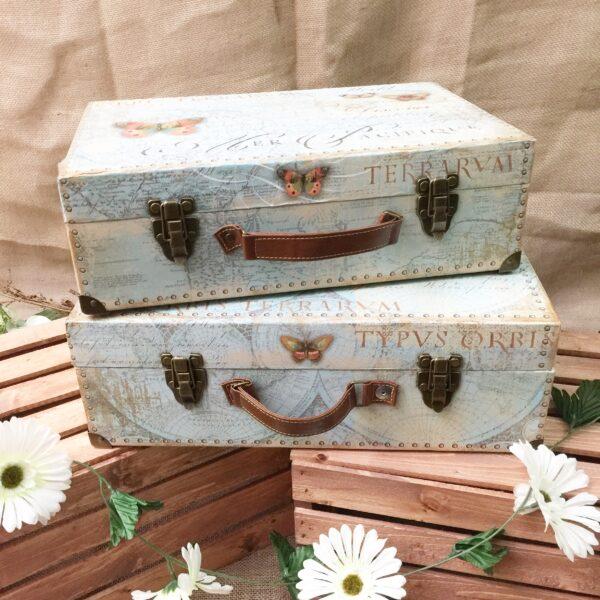 Vintage Trunk Suitcase For Rent Toronto
