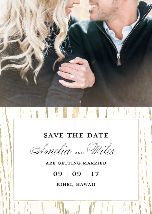 10+ Places To Buy Printable Rustic Save The Date Cards ...