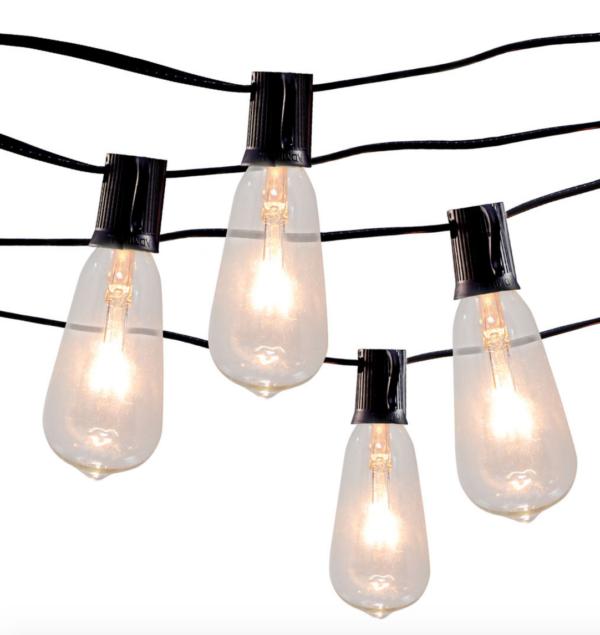 Vintage String Lights