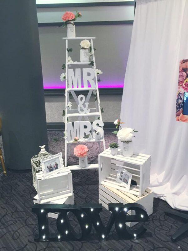 White Ladder For Rent