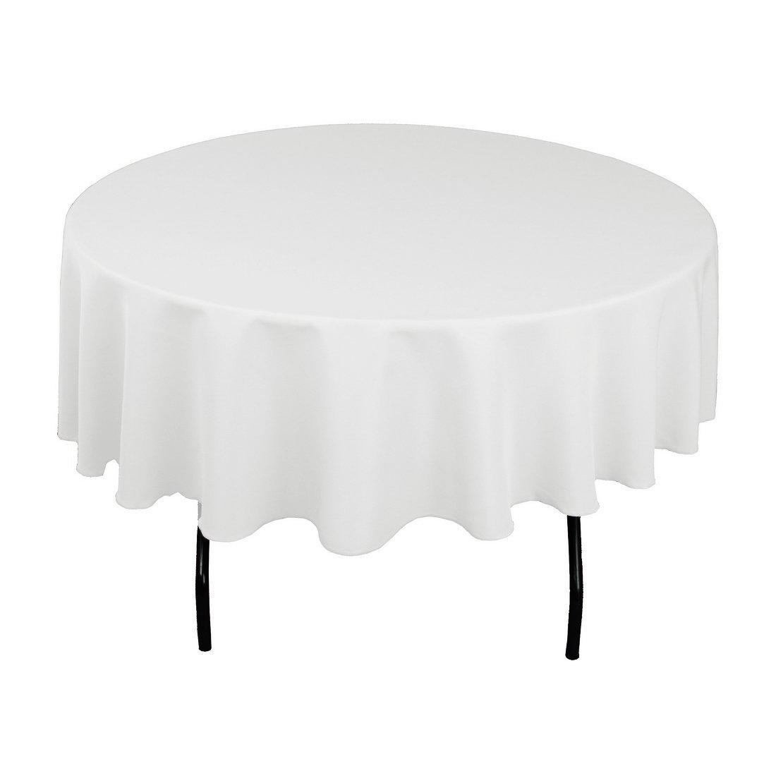 White Table Cloth 90×90