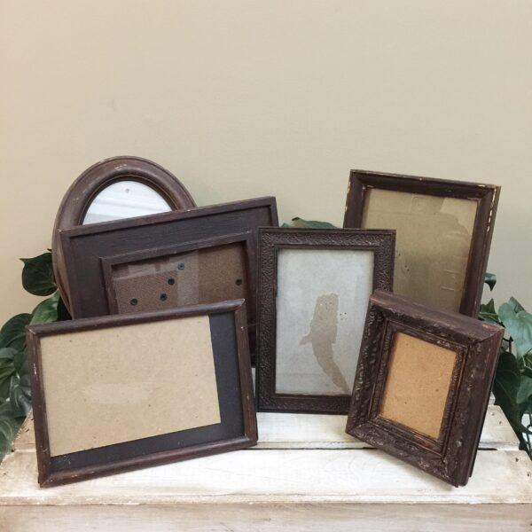 Rustic Photo Frames