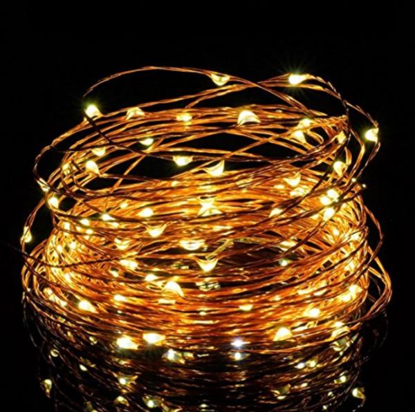 Starry String Lights For Rent