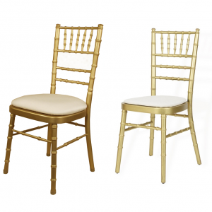 Gold Chiavari Chairs Toronto