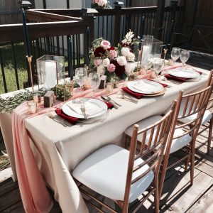 Gold Chiavari Chair Toronto