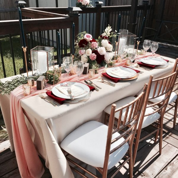 Gold Chiavari Chairs For Rent Toronto