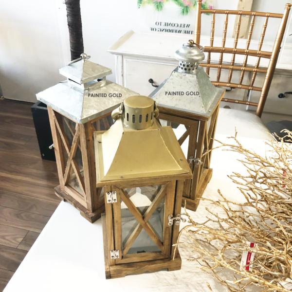 Lantern Decor