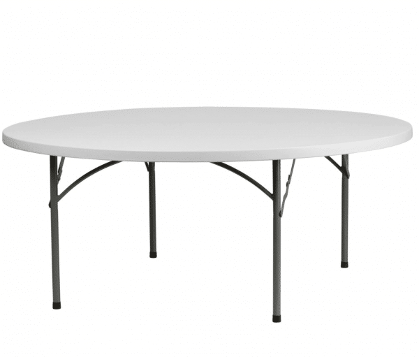 Round Table Folding