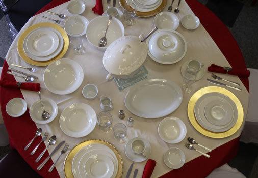 1. Action Party Rental & Dinner Plates In Toronto | TWELVESKIP
