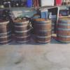 Wine Barrels For Rent Toronto