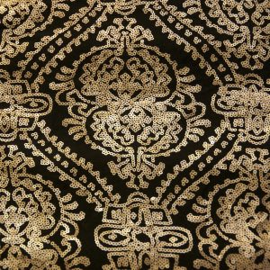 Gold-Black-Baroque