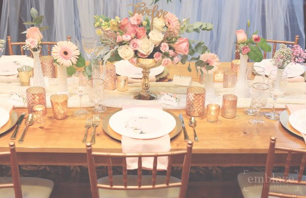Harvest Wooden Table