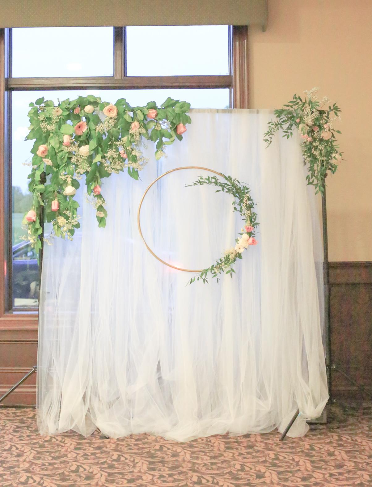 Chic Rustic Romantic Wedding