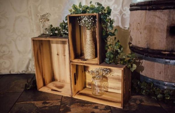wooden crates for rent toronto