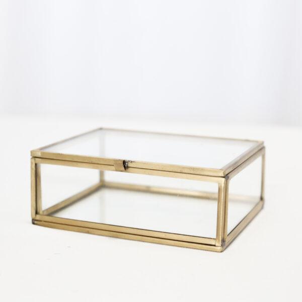 Gold Mini Box