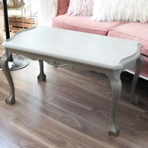 Gray Coffee Table Lounge Area