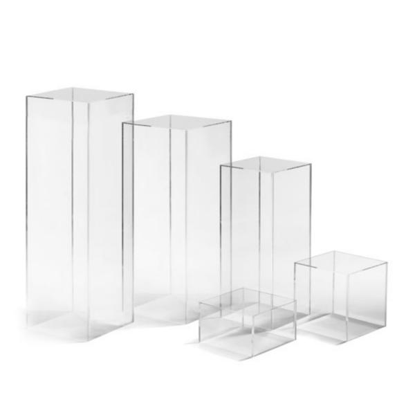 Acrylic Column Acrylic Pedestal