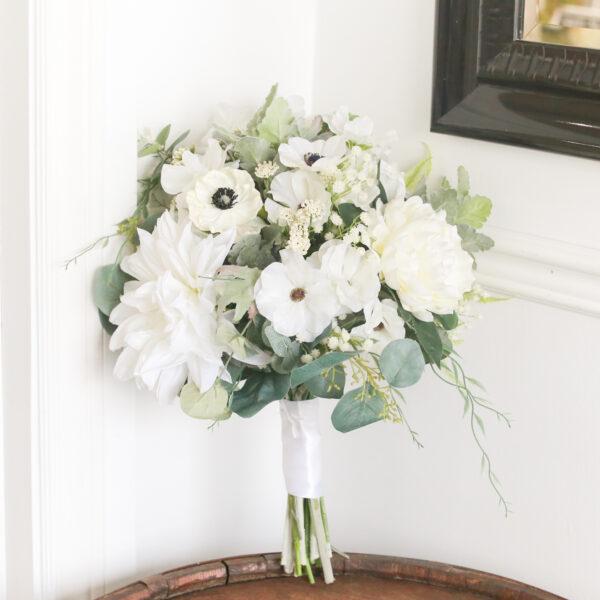 Fake Silk Flower Bouquet For Rent
