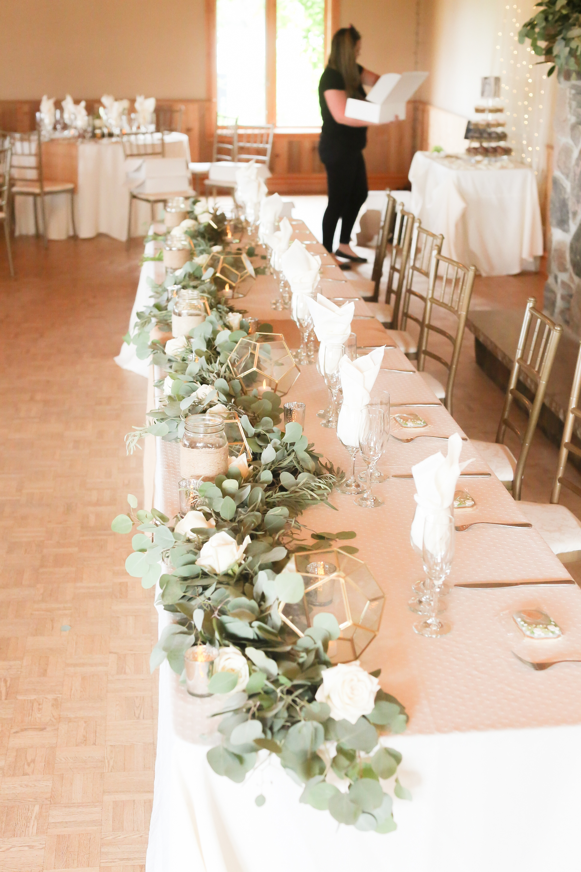 Greenery Garland Wedding Eucalyptus