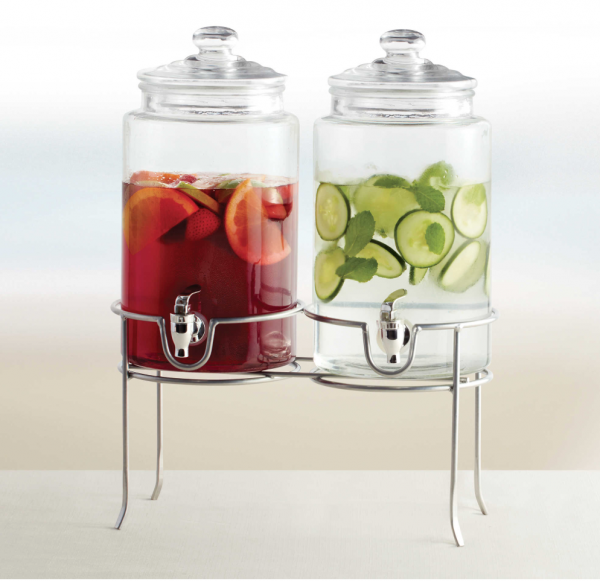 Beverage Dispenser Jar