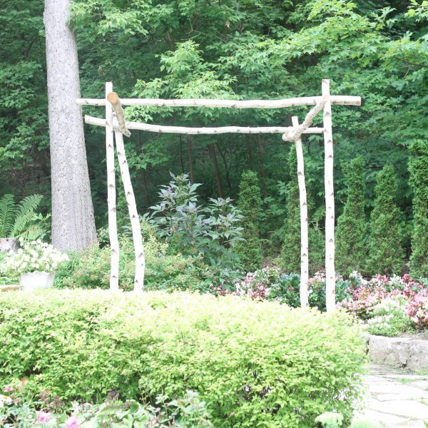Chuppah Rental Birch Arch