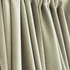 gray drapes