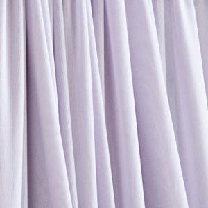 lilac drape