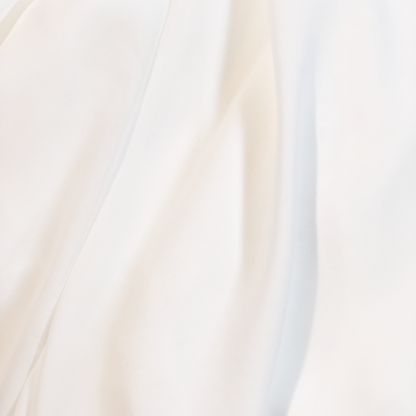 White Sheer Chiffon Drape Backdrop