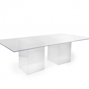 acrylic ghost table