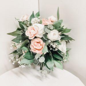 Fake Flower Bride Bouquet