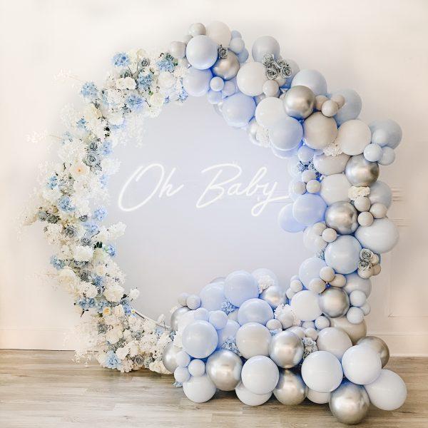 Balloon Arch Floral