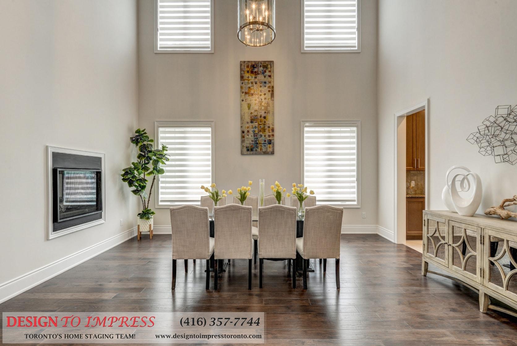Dress to Impress Home Staging & Design