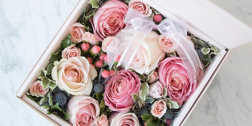 Hanako Flower Bouquet for Curbside Pick Up in Markham