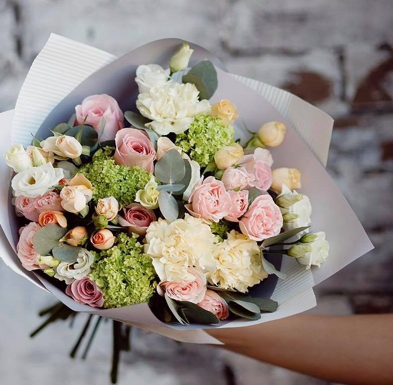 Floral Diva by Grignano Floral Bouquet for Curbside Pick Up and Delivery
