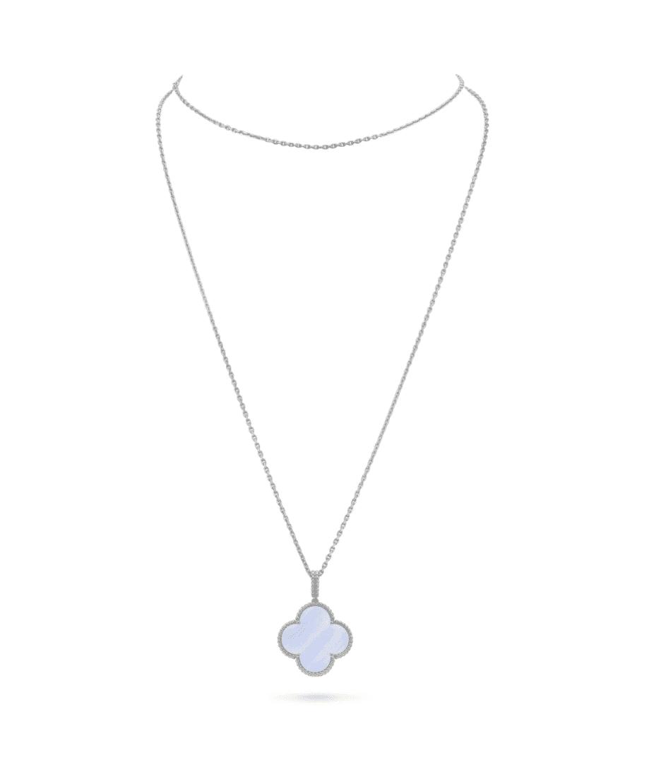Van Cleef & Arpel Magic Alhambra necklace