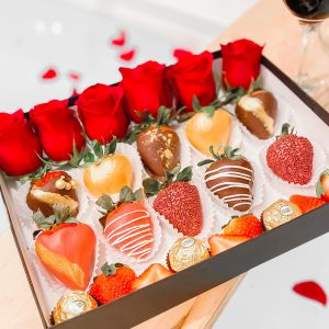 Chocolate Covered Strawberry Toronto