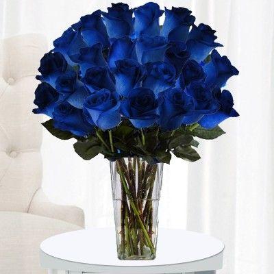Karen's Flower Shop Blue Roses Delivery and Pickup