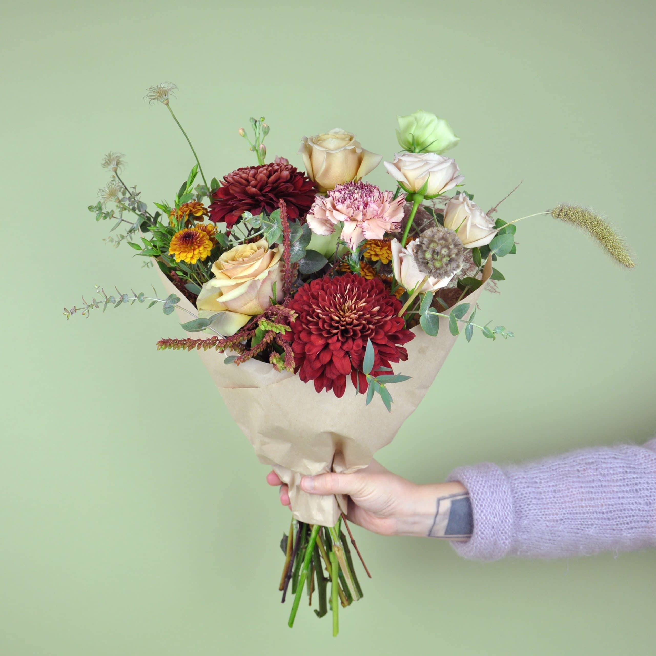 Pictus Flower Bouquet for Curbside Pick Up in Markham