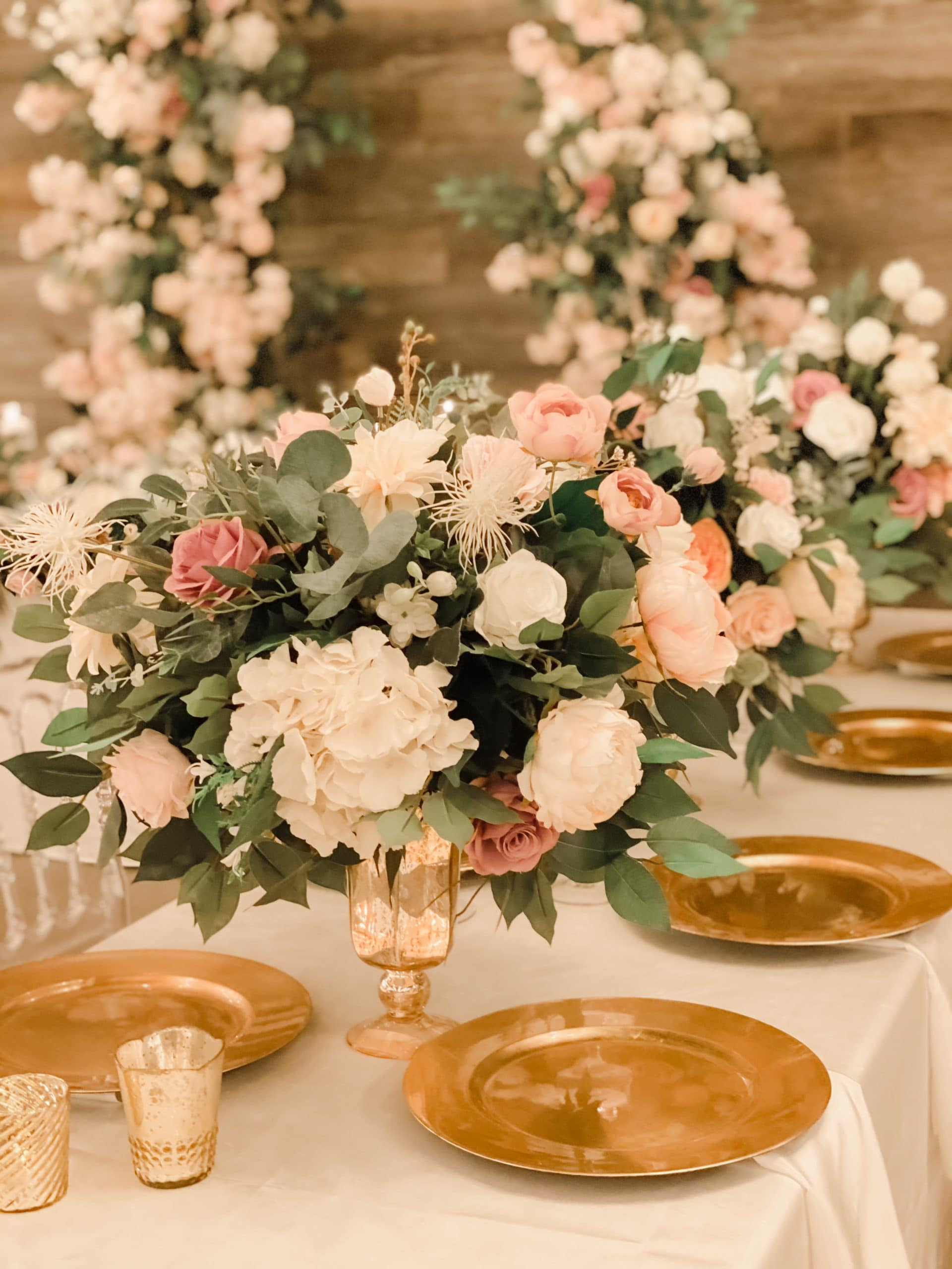 FloralBash, party rentals and floral services