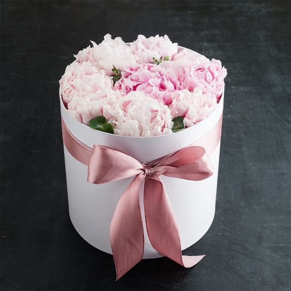 Infinite · Peonies Flower Box (Limited Edition)