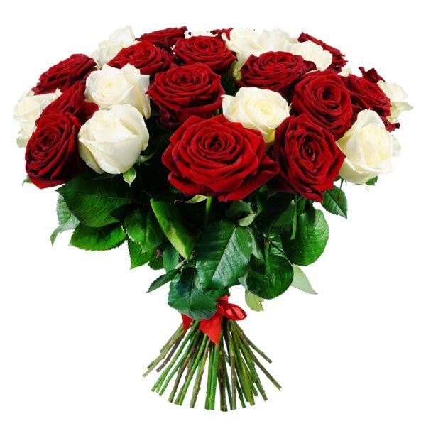 True Love · Roses Bouquet