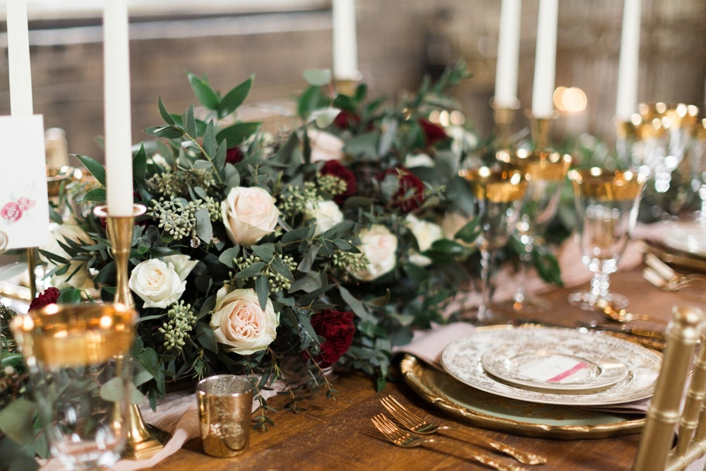 Wedding Decor & Floral
