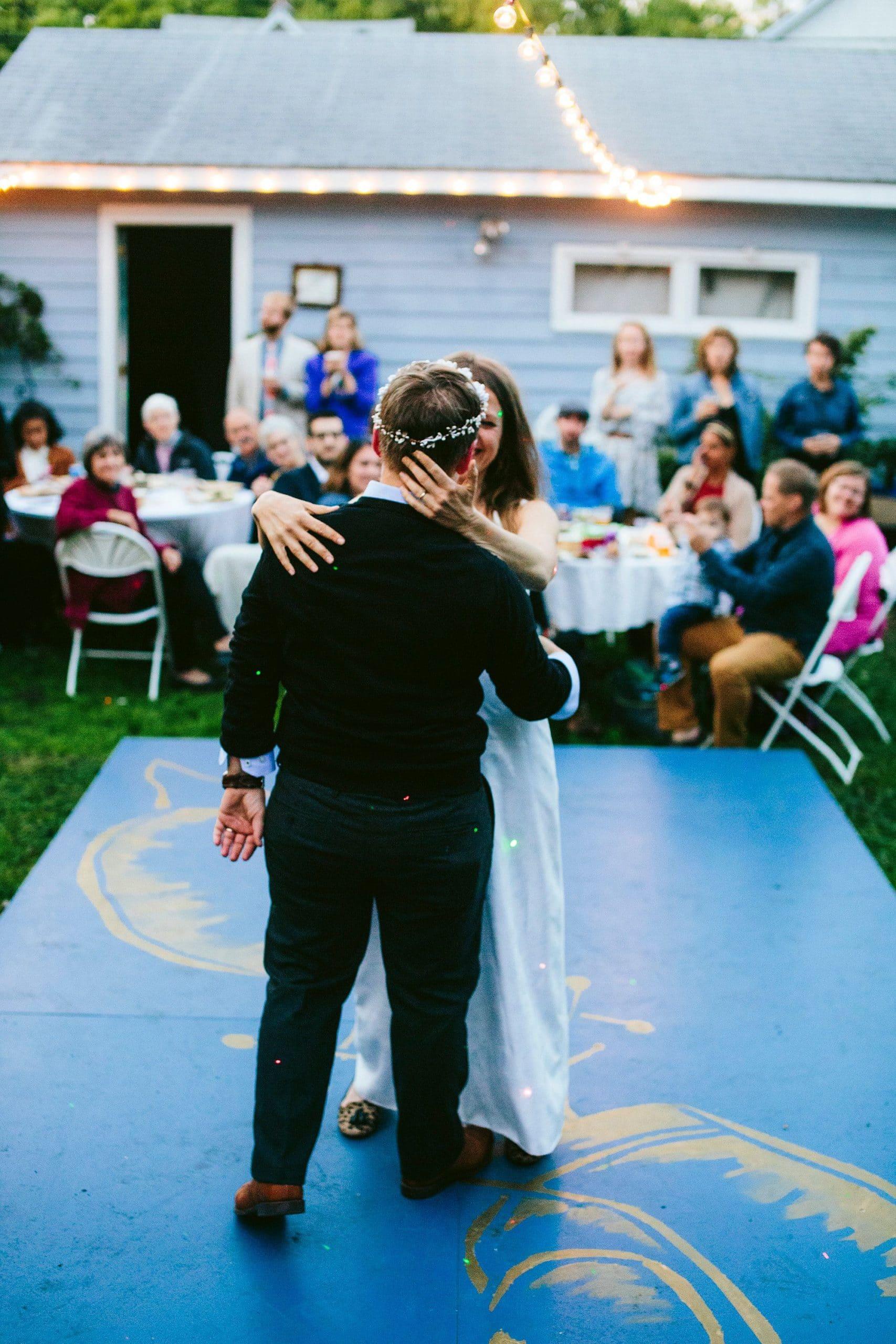 Backyard Wedding Toronto